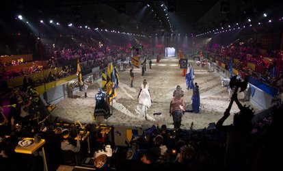 Medieval Times Dinner & Tournament Show with Optional VIP Package Through August 31, 2018