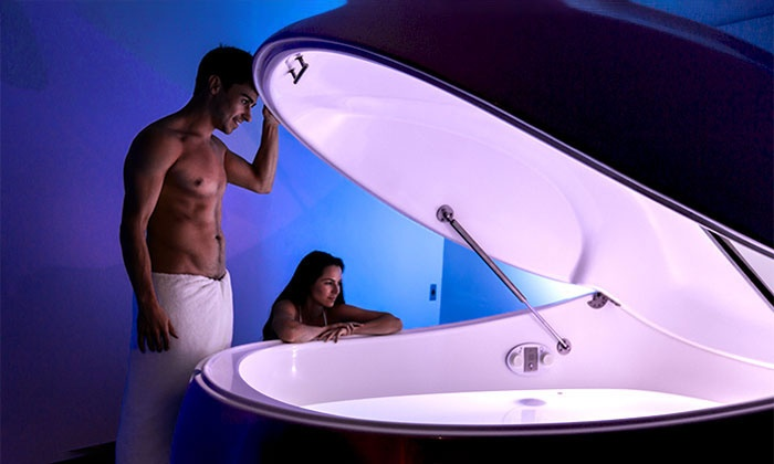 NOVA Center - NOVA Center: One or Three 60-Minute Float Sessions at NOVA Center (Up to 55% Off)