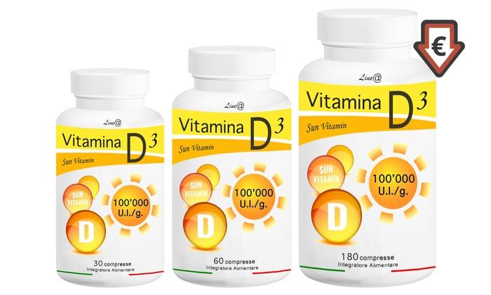 Vitamina D per riduzione appetito