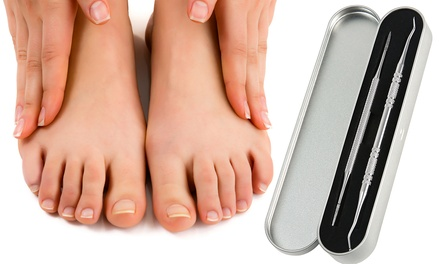 Set voor ingegroeide nagels