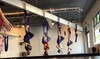 Up to 60% Off Aerial or Regular Yoga Classes at Abundant Yoga