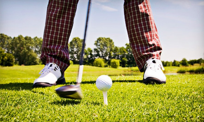 Mulligan's Family Golf Center - Catasauqua Residential Historic District: Mini Golf for Four, Golf Outing for Two or Four, or Range Balls at Mulligan's Family Golf Center in Whitehall (Up to 62% Off)