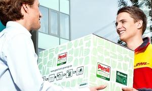 Persil Service Online: Wertgutschein über bis zu 50 € anrechenbar auf Persil Service Online – der Reinigungsservice mit Paketversand