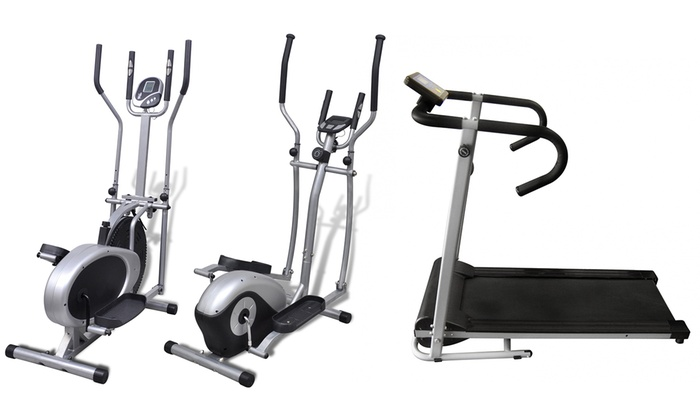 Macchine per allenamento cardio groupon goods - Vida xl international bv ...