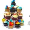 4-Tier Cupcake Display Stands
