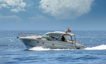 Wertgutschein anrechenbar auf eine Sportbootführerschein-Ausbildung Binnen und See bei Bootsschule & Charter ab 199 €