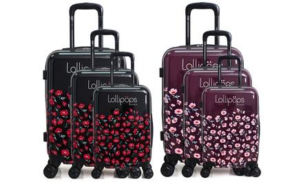 Set di valigie Lollipops