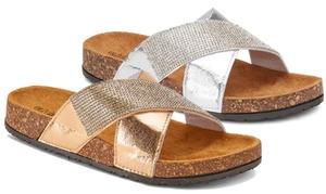c52187b983a7 Olivia Miller  Status Update  Sandals