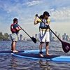 55% Off Paddleboard Lesson and Rentals