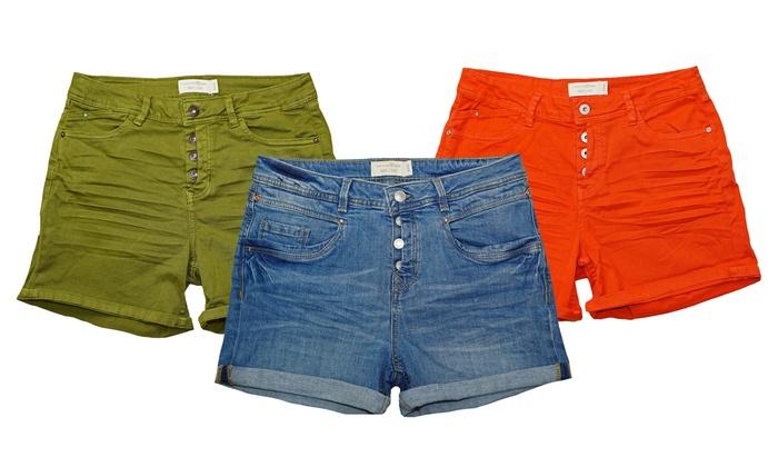 33c8207705fd81 Tom Tailor Damen-Shorts | Groupon Goods