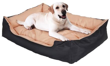 Cuccia Per Cani Xxl Aqpet Con Morbida Imbottitura Disponibile In