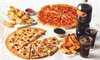 £30 or £60 Toward Pizza, Multiple Locations