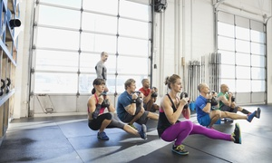 Performant Fitness & Core Group Fitness: Fitness Classes at Performant Fitness & Core Group Fitness (Up to 66% Off) Three Options Available.