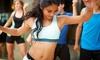 90% Off Dance-Fitness Classes