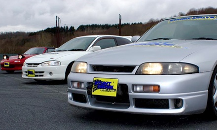 Stunt Driving Experience at Stunt Drive Ireland (50% Off)