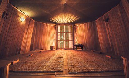 image for $25 for Weekday Spa Admission at Island Spa & <strong>Sauna</strong> ($45 Value)