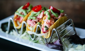 Papagayo: Mexican Lunch or Dinner or Guacamole or Tacos for a Year at Papagayo - Valid at all 4 Locations (Up to 94% Off)
