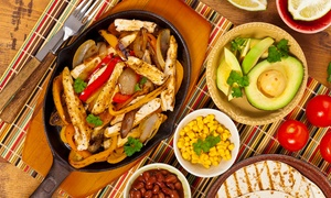 Pineapple Cafe & Mexican Grill: $12 for $20 Worth of Mexican and American Food at Pineapple Cafe & Mexican Grill