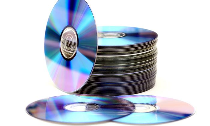 SysQuick - Towson: 2, 6, or 10 Hours of VHS-to-DVD Content Conversion at SysQuick (Up to 56% Off)