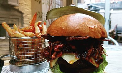 image for Lunch with Wine for Two or Four at Porter House (Up to 43% Off)