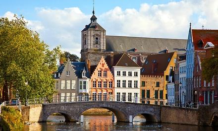 Bruges : 1 à 3 nuits avec  petit-déjeuner, bien-être et bouteille de vin à l'hôtel The Peellaert 4* pour 2 personnes