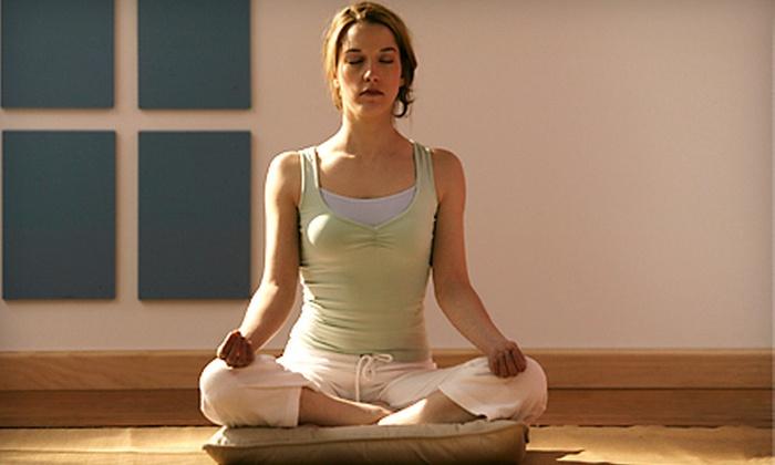 Ita Yoga Studio - Logan: $25 for Five Yoga Classes at Ita Yoga Studio ($75 Value)