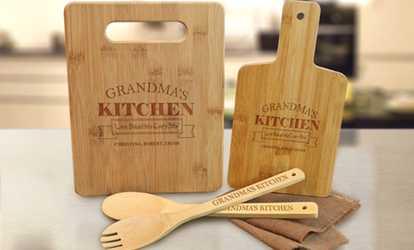 Custom Kitchen Utensils Deals Amp Coupons Groupon