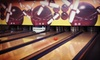 Mohegan Bowl - X-Treme Lazer: $20 for Two Hours of Candlepin Bowling for Up to Six with Shoe Rentals and Soda at Mohegan Bowl ($43.90 Value)