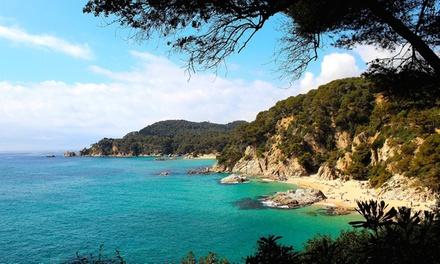 Lloret de Mar: 4, 5 o 7 noches para 2 con desayuno y opción a media pensión en Hotel Golden Sand