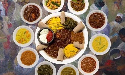 40% Off at Tesfa Ethiopian Cuisine