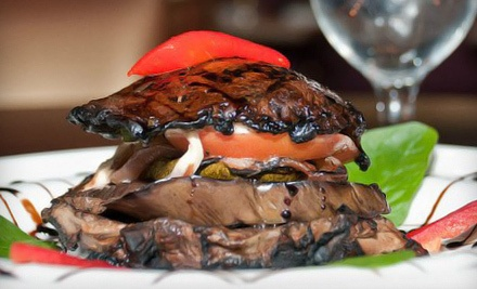 $40 Groupon to Caprice Restaurant & Bar - Caprice Restaurant & Bar in East Greenwich
