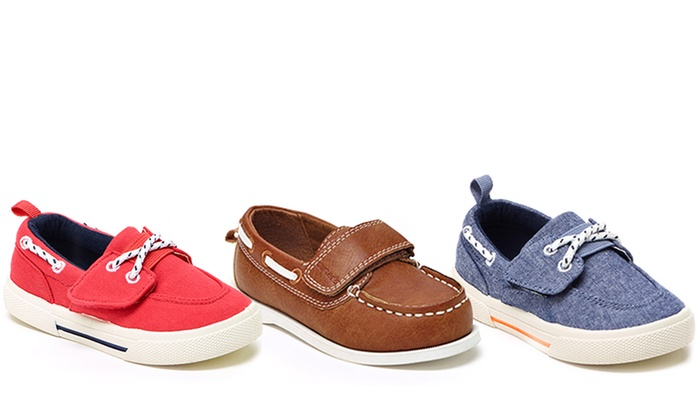 Carter's Boys' Boat Shoes   Groupon Goods