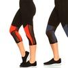 Women's Mesh Activewear Capris