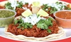 Up to 40% Off Mexican Food at Maria's Restaurante
