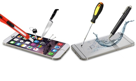 Front and Back iPhone Tempered Glass Screen Protector