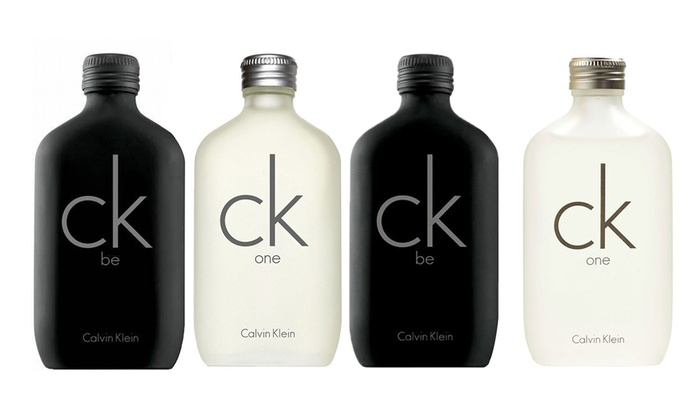 CK One o CK Be EDT 100 o 200 ml