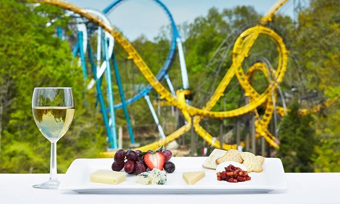 Amusement Park Visit Busch Gardens Williamsburg Groupon