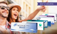 £40 or £60 to Spend on Contact Lenses at Lenson (Up to 53% Off)