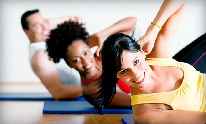 Body Mechanix - Multiple Locations: 5 or 10 Pilates, Yoga, or Fusion Fitness Classes at Body Mechanix (Up to 70% Off)