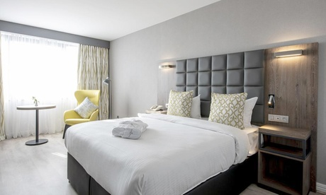 Bruselas: habitación twin, doble o superior con desyuno en Gresham Belson Hotel 4*