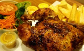 Up to 25% Off Peruvian Rotisserie Chicken at Crisp and Juicy