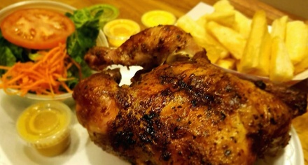 Peruvian Rotisserie Chicken at Crisp and Juicy - Gaithersburg (Up to 30% Off)