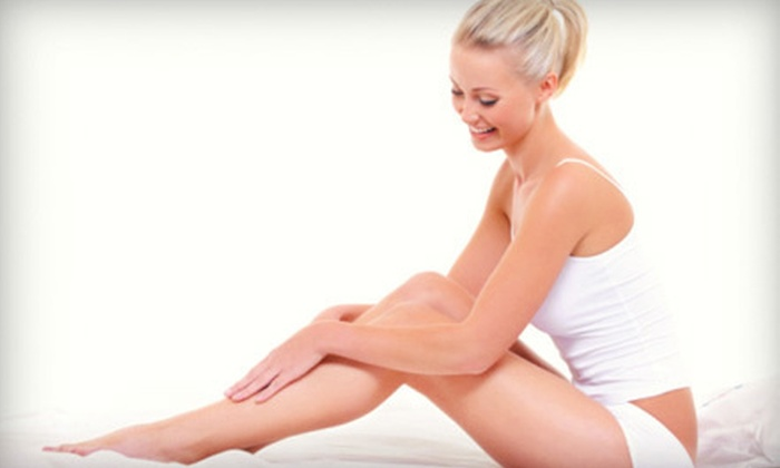 Eastern Virginia Medical Spa - Greenbrier East: Six Laser Hair-Removal Treatments on a Small, Medium, or Large Area at Eastern Virginia Medical Spa (Up to 89% Off)