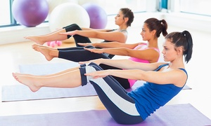 Estudio Olivos Deyp: 4 u 8 clases de Pilates en Estudio Olivos Deyp