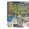 US State Quarter Collector Set (9-Piece)