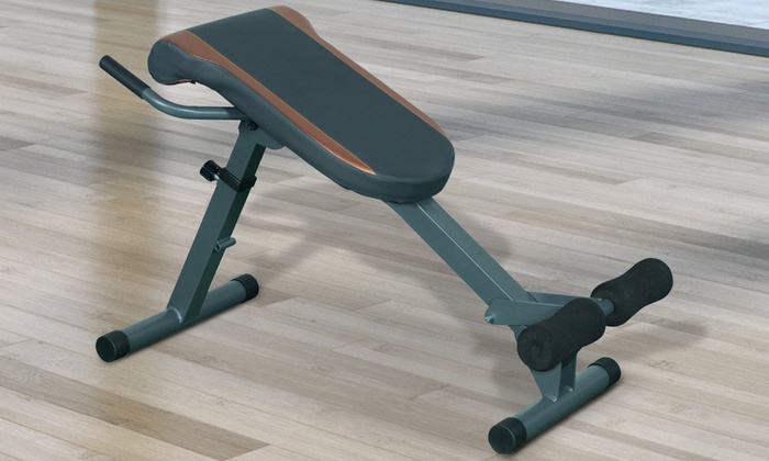 Soozier Workout Bench Groupon Goods