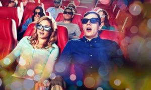 Novo Cinemas: Two or Four Standard or IMAX Tickets with Food and Drinks at Novo Cinemas (Up to 26% Off)