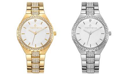 1 o 2 relojes para mujer Timothy Stone con cristales Swarovski®(envío gratuito)