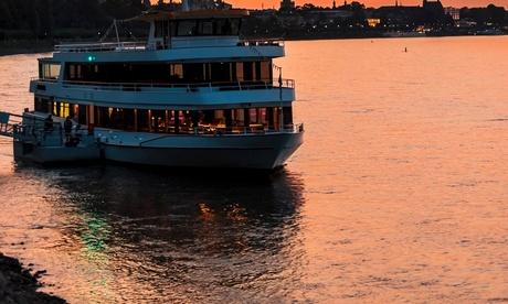 Schiffsfahrt auf dem Rhein und Stadt-Tour in Bonn für bis zu 4 Pers. bei Rheinland Eventagentur