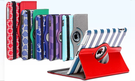 Aduro Rotating-Stand Case for iPad 2/3/4, iPad Air 1/2, iPad Mini, and iPad Pro